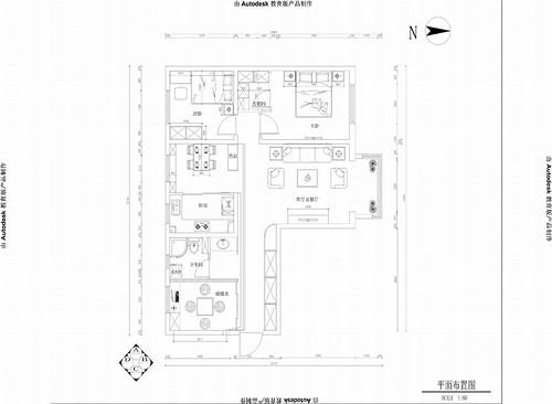 梧桐苑-美式乡村-137平米装修设计理念