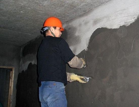 墙面抹灰找平工艺流程
