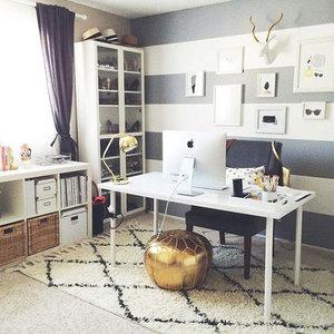 享受自由工作生活 9个家庭办公室设计