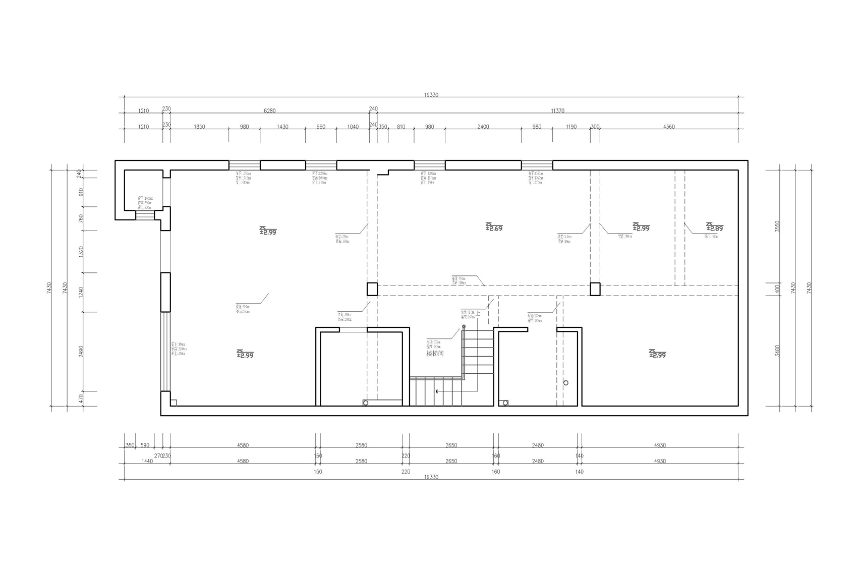 蓝湾-欧式古典-330平装修设计理念