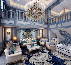 260平米叠拼别墅装修欧式风格好吗?看完这个你就知道了!