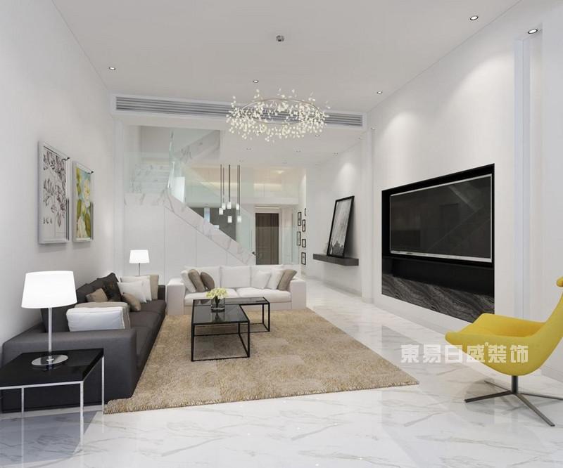 200平米复式别墅装修设计效果图多套多风格欣赏