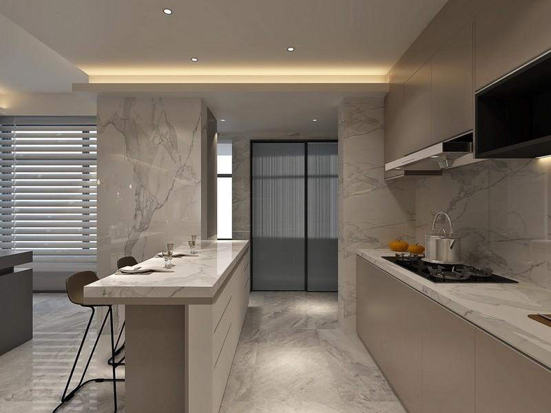 太原装修 家装过程中常见的厨房装修注意事项