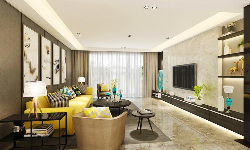 客厅地砖颜色搭配技巧有哪些?