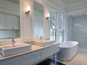 浴室灯具选购注意事项 浴室灯具清洁方法
