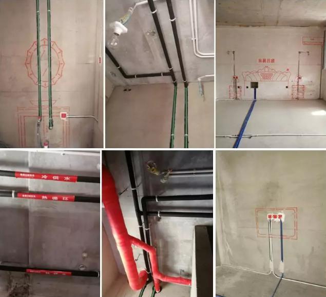 装修水电改造标准,这6点验收之前必须搞清楚!