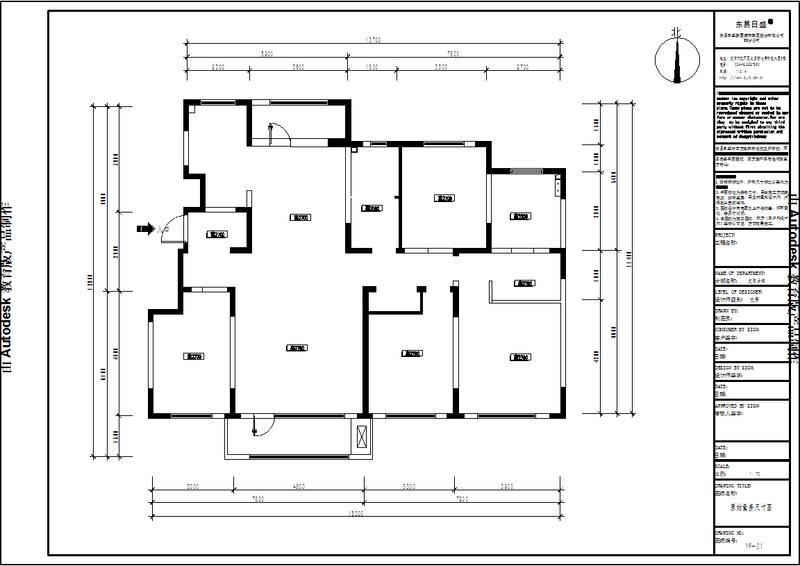 远洋大河宸章-167平户型解析简欧风格效果图展示