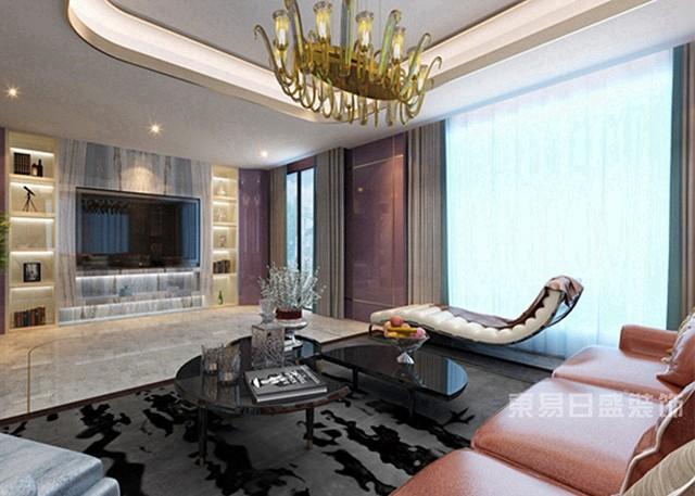 郑州客厅窗帘装修颜色如何选择,软装色彩搭配技巧大全