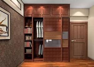 卧室衣柜设计效果图,卧室衣柜搭配攻略