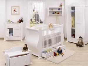 二胎时代,太原东易带您体验不一样的婴儿房