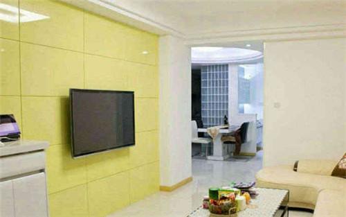 客厅电视墙的装修材料有哪些?