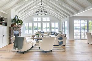 大连室内设计师告诉您:每个空间最好只有一个重点
