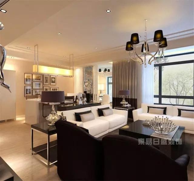 现代简约风格客厅装修攻略,客厅颜色搭配攻略