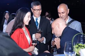 第十九届中国上海国际艺术节 东易日盛的艺术投资人