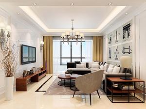 客厅装修设计技巧 客厅装修布局注意事项