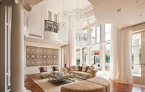 杭州别墅二手房室内装修设计要注意什么?