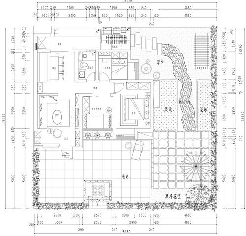 大朗碧桂园凤苑家装案例-89㎡北欧风三房二厅装修效果图装修设计理念