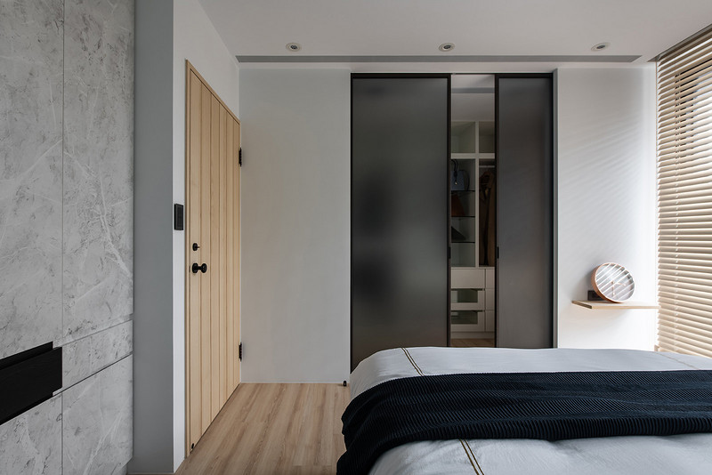148平米装修效果图-卧室