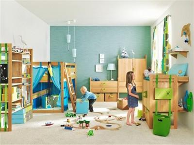 儿童房装修板材什么好?(图一)