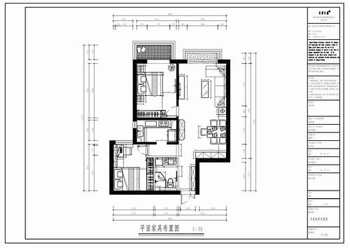 新景家园-新中式-103平米装修设计理念