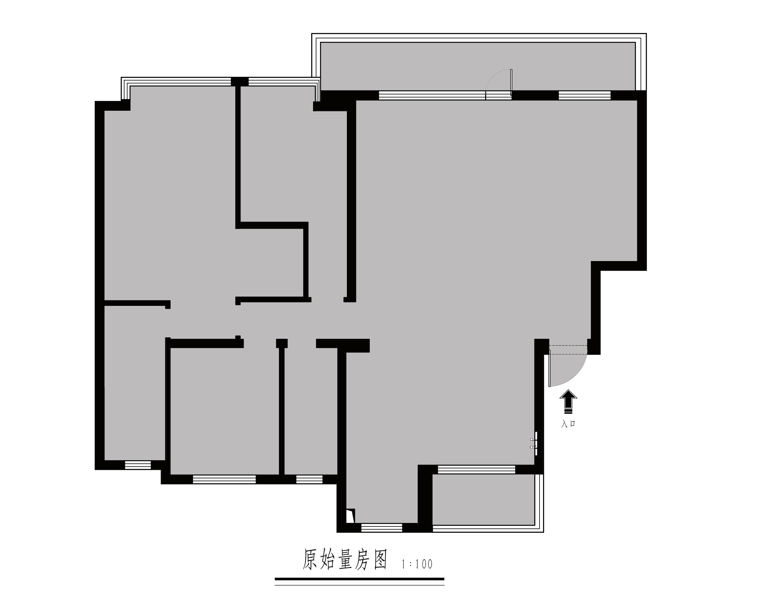 半山悦景-现代港式-170平装修设计理念