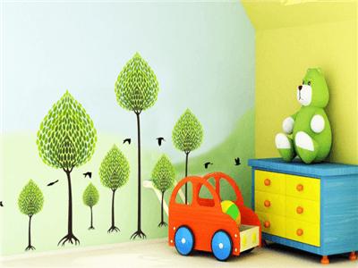 儿童房装修板材什么好?(图二)