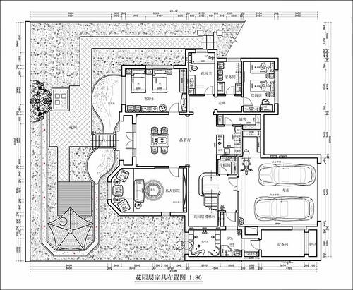 保利垄上-550平米-欧式新古典风格装修设计理念