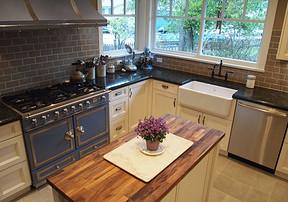 杭州别墅装修中该注意的厨房装修事项