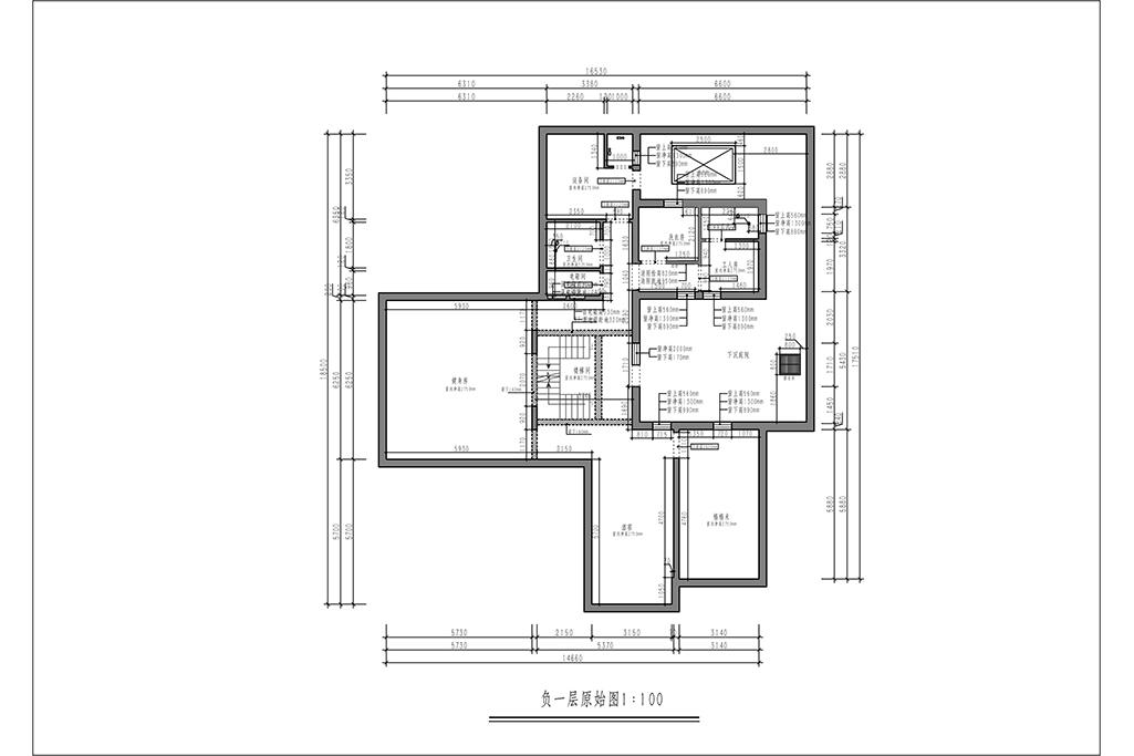观唐-新中式-520㎡装修设计理念