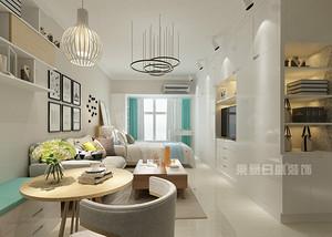 80平米小户型客厅沙发怎么摆?掌握方法很重要