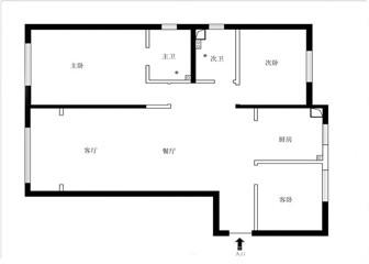 原始量房尺寸图