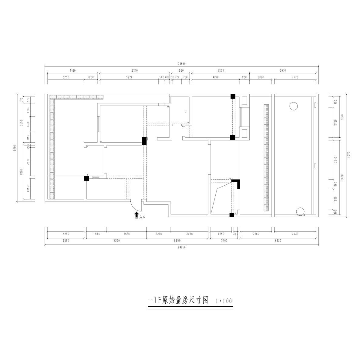 法式混搭风格装修效果图丨新北川羌多娜280㎡跃层装修案例装修设计理念
