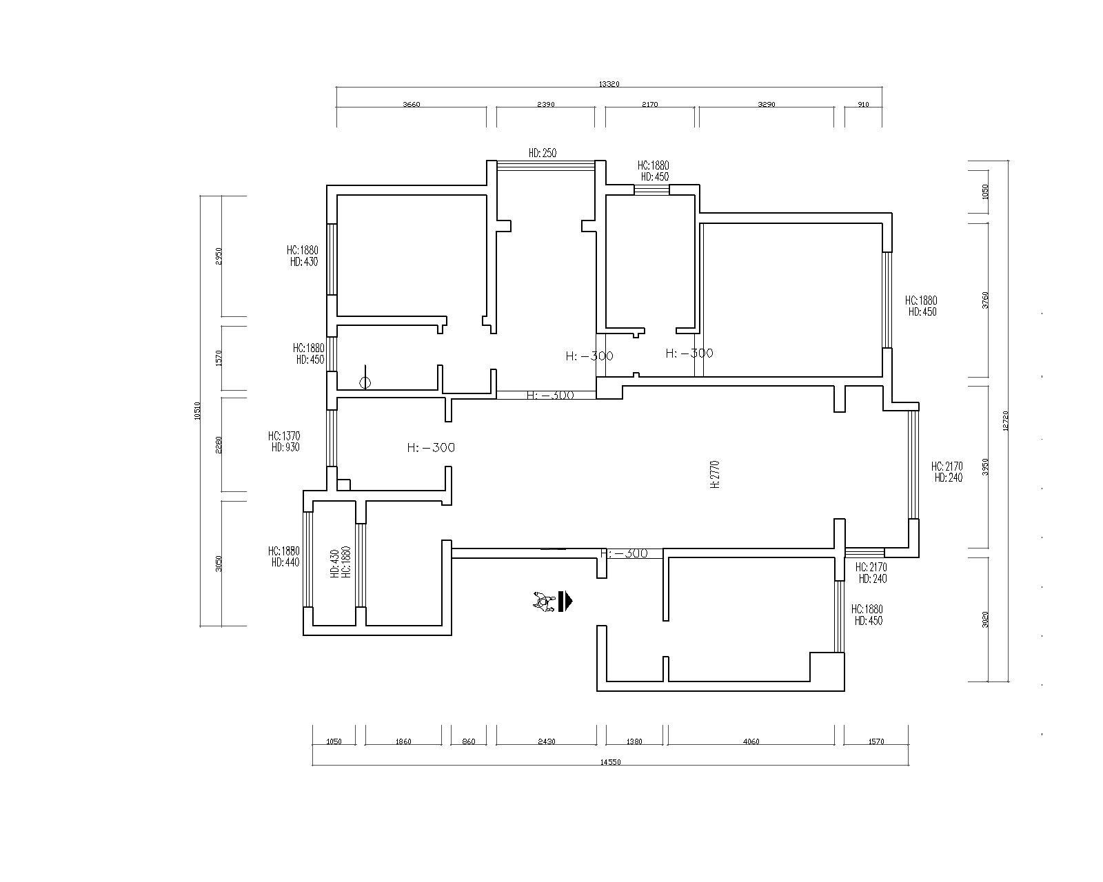 西山林语 简欧 300平米装修设计理念