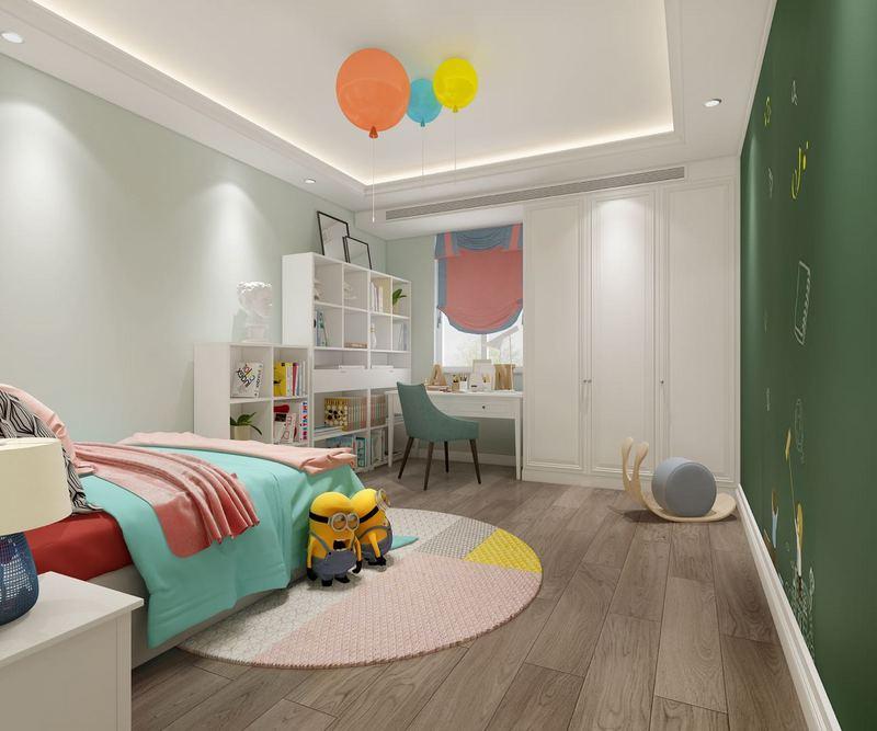 儿童卧室装修有什么技巧 儿童卧室装修要注意什么