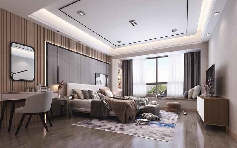 深圳230平米轻奢大平层家装案例