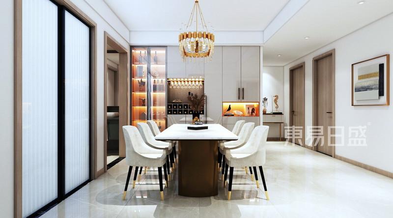 餐廳酒柜設計