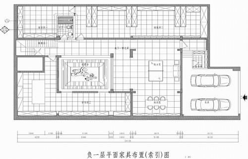 福星惠誉东澜岸900平米简约风格装修实景图装修设计理念