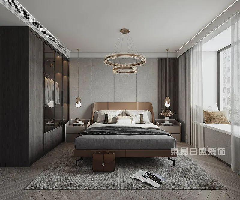 卧室装修效果图-三室两厅装修案例