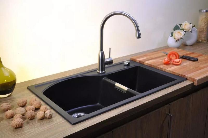 北京厨房装修水槽选择单槽还是双槽?