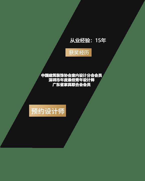 别墅装修设计师介绍