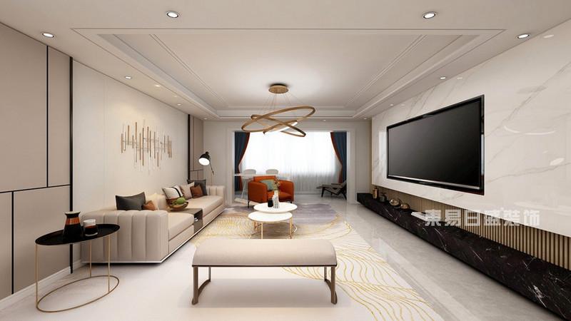 软装设计美式风格的空间特点!