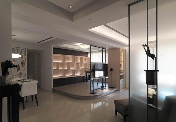 新房装修设计-客厅