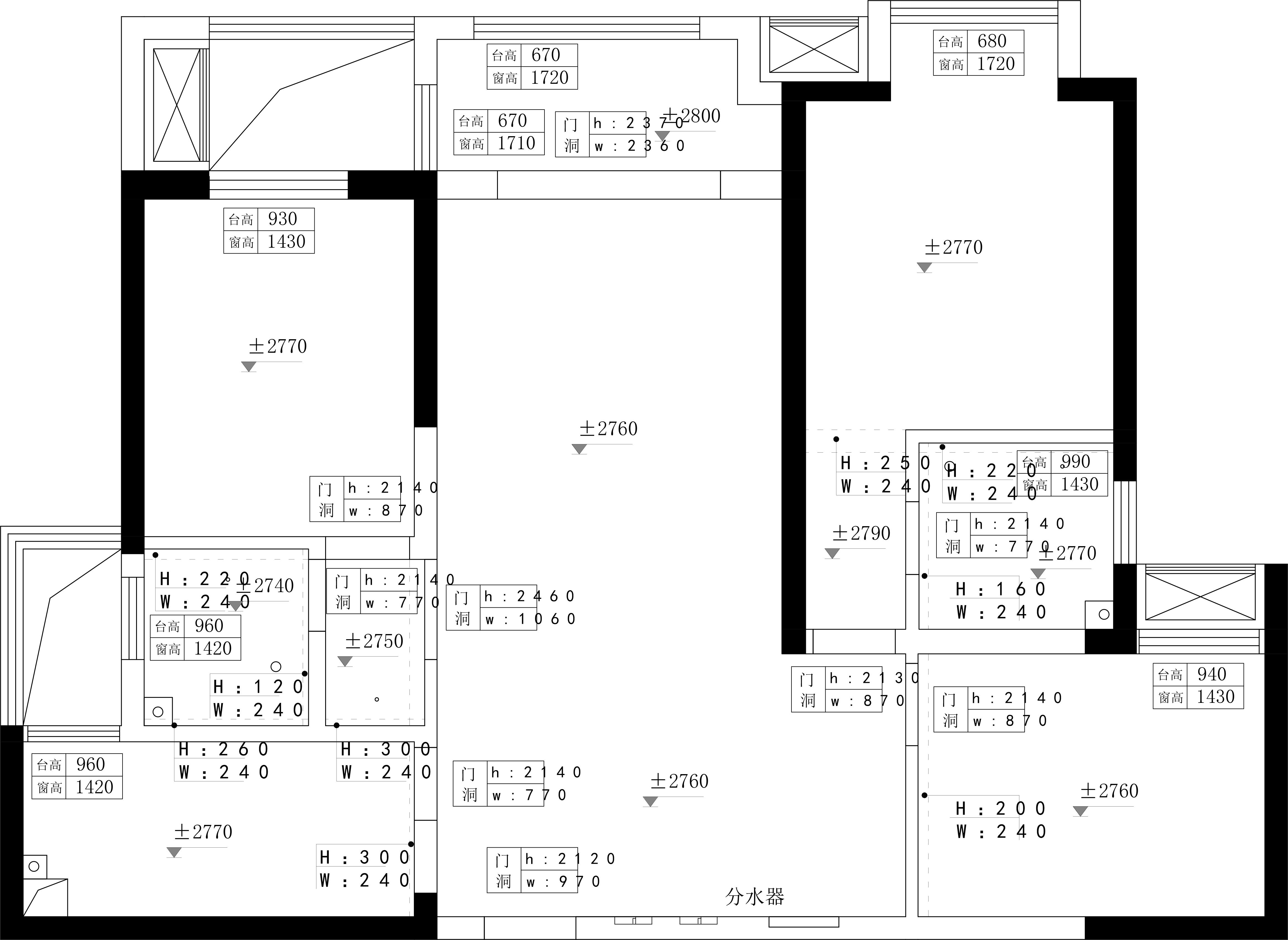 金沙湖127㎡现代轻奢风格装修效果图装修设计理念