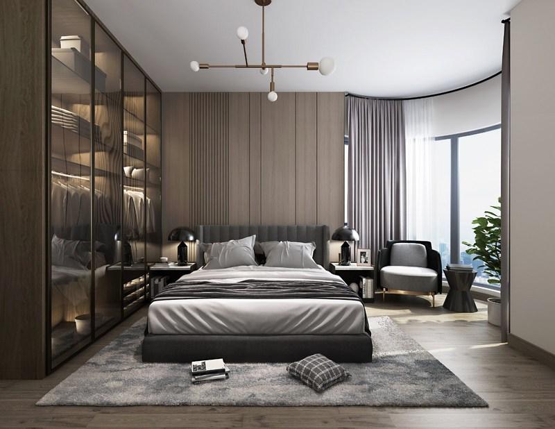 旧房改造卧室设计效果图