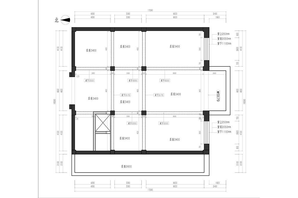 八仙别墅-新古典-1050㎡装修设计理念