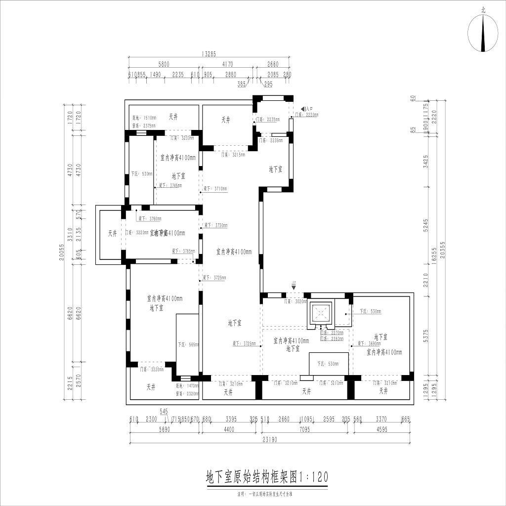 上海星河湾400平欧式风格装修案例效果图装修设计理念