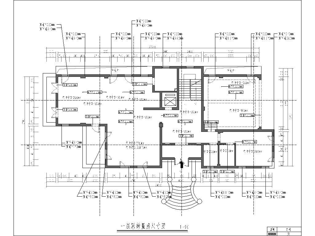 康大山语海 | 1000平米现代风格装修效果图装修设计理念