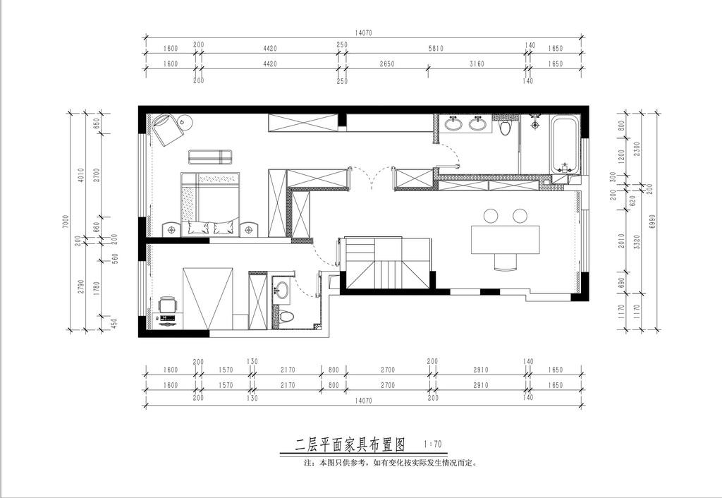 阳光城壹号官邸 现代简约装修效果图 三室二厅 158平米装修设计理念