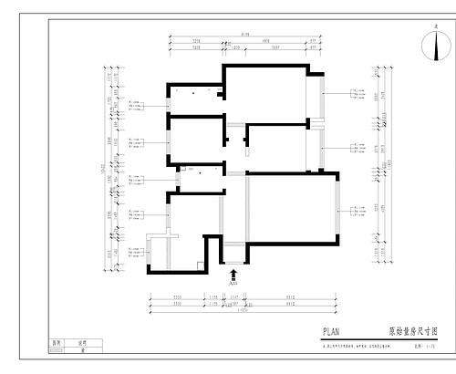 银河国际装修 137平米新中式风格装修设计效果图装修设计理念