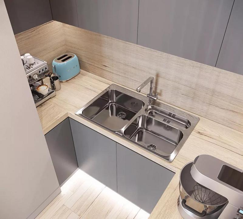 厨房装修技巧